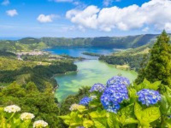 Fly-drive naar Terceira & São Miguel