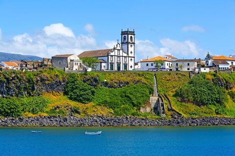 15-daagse Eilandhoppen Overweldigend Azoren