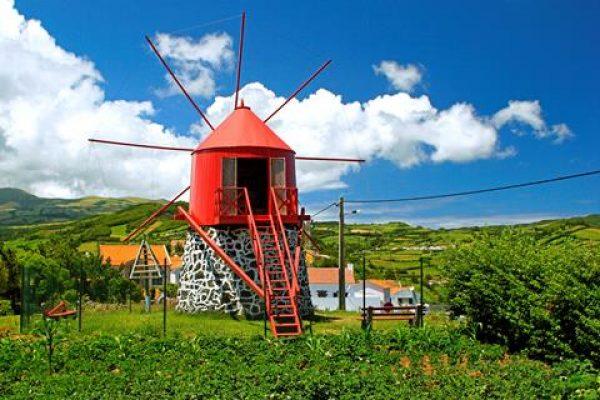 12 daagse Eilandhoppen Highlights van de Azoren